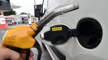 Les véhicules Diesel sont concernés