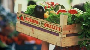Les dépenses alimentaires ont progressé de 2,6% en mars