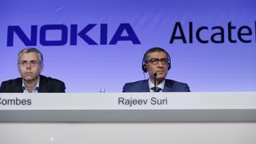 Alcatel-Lucent et Nokia affichent des présences géographiques complémentaires mais devront se pencher sur des doublons dans leur portefeuille de produits télécoms