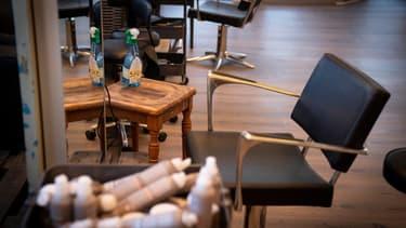Un salon de coiffure (PHOTO D'ILLUSTRATION)