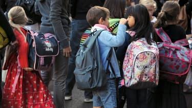Tous les élèves français n'auront pas école mercredi matin, malgré la loi.