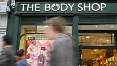 The Body Shop va passer dans les mains de Natura.