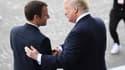 Emmanuel Macron se rendra aux États-Unis lundi pour une visite d'État