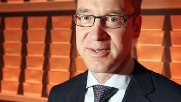 Le président de la Bundesbank, Jens Weidmann, demande à la France de donner l'exemple en matière budgétaire.
