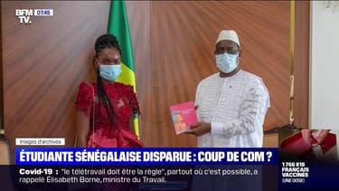 Diary Sow, l'étudiante sénégalaise disparue, réapparaît pour la promotion de son nouveau roman