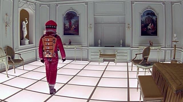 Le décor de 2001: l'odyssée de l'espace recréé à Washington