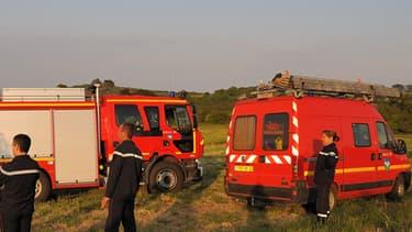 Les pompiers ont circonscrit l'incendie avant qu'il ne se propage. (Photo d'illustration)