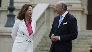 Ségolène Royal pourrait-elle succéder à Laurent Fabius au Quai d'Orsay? Poste prestigieux et exposé, le ministère des Affaires étrangères est convoité.