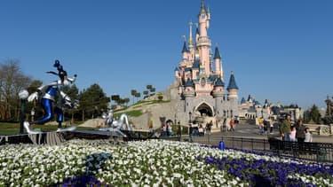 Le parc Disneyland Paris. (Photo d'illustration)