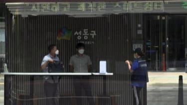 La Corée du Sud teste des abribus anti-coronavirus