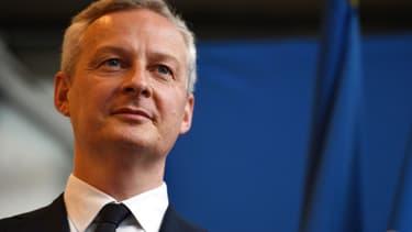 Bruno Le Maire table sur une croissance plus forte que celle contenue dans le Budget