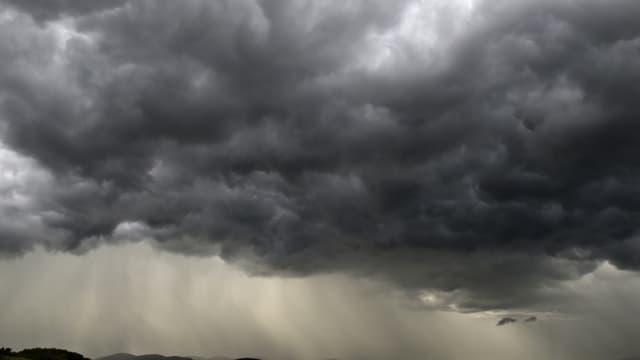 Des orages - Image d'illustration
