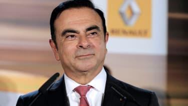 Carlos Ghosn peut bomber le torse