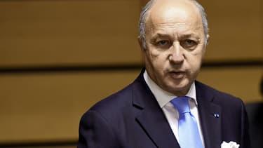 Laurent Fabius a rappelé la position de la France vis-à-vis d'Israël.