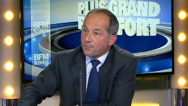 Frédéric Oudéa était l'invité de BFM Business ce lundi