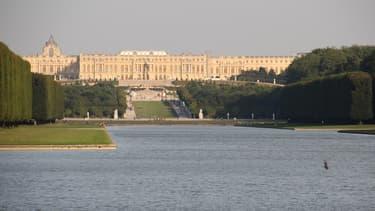 Une embarcation a chaviré samedi après-midi sur le Grand Canal du château de Versailles.