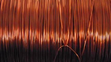 Le cours du cuivre flambe