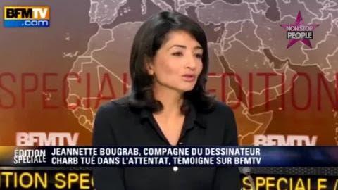 Charlie Hebdo : Jeannette Bougrab réagit aux accusations de la famille de Charb