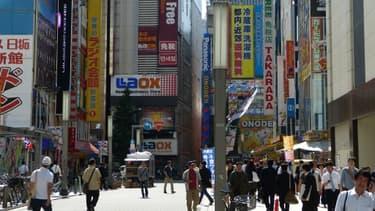 La consommation des ménages japonais a marqué une hausse au mois d'avril.