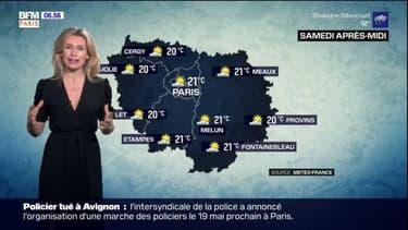 Météo: un temps nuageux ce samedi matin, des éclaircies cet après-midi, jusqu'à 21°C à Paris