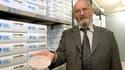 Jean-Claude Mas, le fondateur de la société d'implants mammaires PIP.