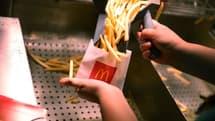 McDonald's réalise ses meilleures ventes depuis six ans