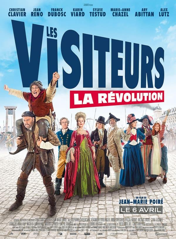 L'affiche des Visiteurs 3