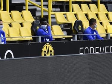 Les remplaçants de Schalke 04 à Dortmund