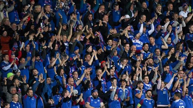 Supporters Islande
