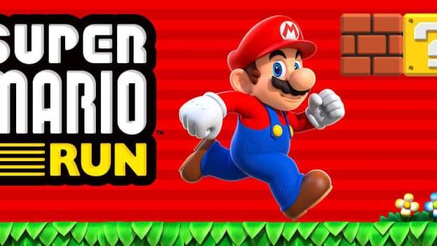 Super Mario Run était sorti juste avant les fêtes de Noël.