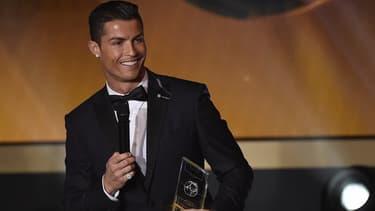 Cristiano Ronaldo est la personnalité la plus populaire sur le réseau social Facebook.
