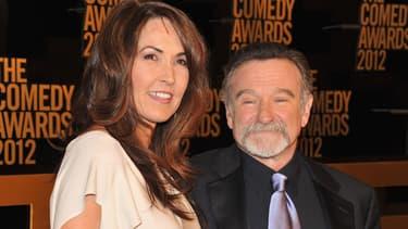 Susan Schneider assure qu'elle et Robin Williams ont vécu un cauchemar à cause de sa maladie.
