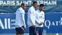 Neymar, Mbappé et Messi