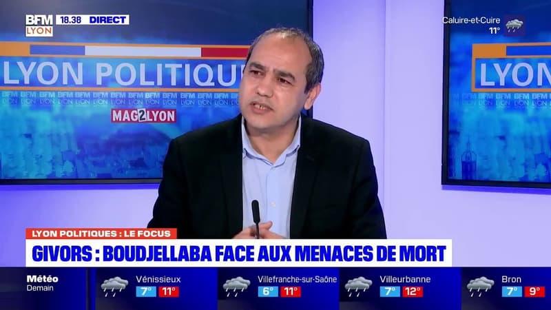 Mohamed Boudjellaba, maire DVG-EELV de Givors, affirme avoir reçu
