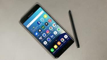 Plus de 2,5 millions de Galaxy Note 7 seront récupérés par Samsung.