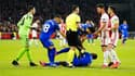 Ajax-Getafe, un match tendu