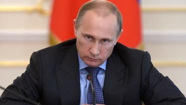 Vladimir Poutine a donné l'ordre de répondre aux sanctions occidentales.