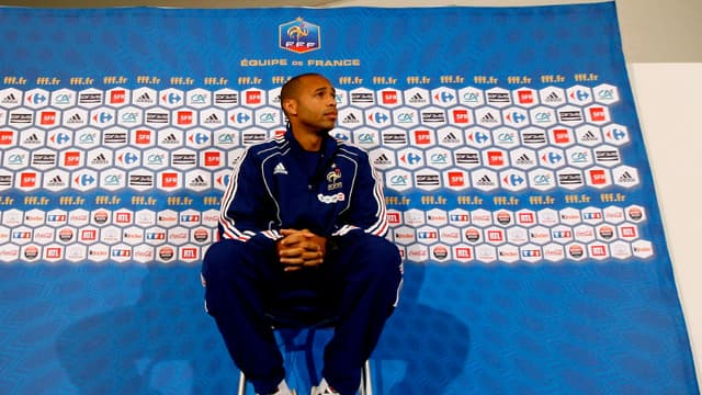 Le meilleur buteur de l'histoire de l'équipe de France s'explique sur son nouveau statut de remplaçant.