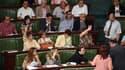 Des députés tunisiens durant les débats sur la nouvelle loi antiterroriste.