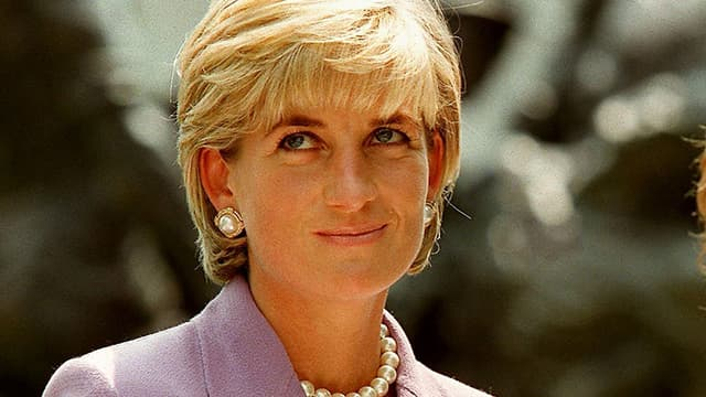 La princesse Diana, en juin 1997, quelques mois avant sa mort.