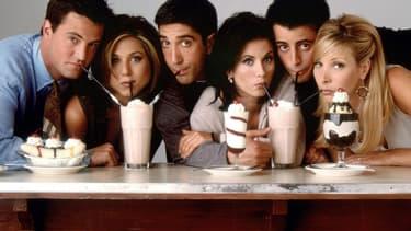 """Les acteurs de """"Friends"""""""