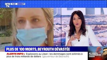 Plus de 100 morts, Beyrouth dévastée (5/5) - 05/08