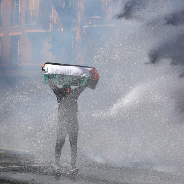 EN DIRECT - Manifestations pro-Palestine: 22.000 manifestants en France dont 2500 à 3500 à Paris