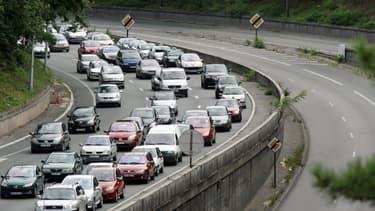 La vitesse sera limitée à 70 km/h sur le périphérique parisien (photo d'illustration).