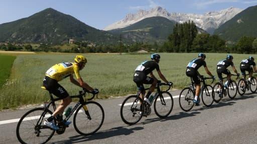 Le Tour de France ne connaît pas la crise, et ravit l'ensemble des acteurs économiques qui y participent.