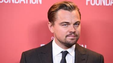 Leonardo DiCaprio, le 5 novembre 2015