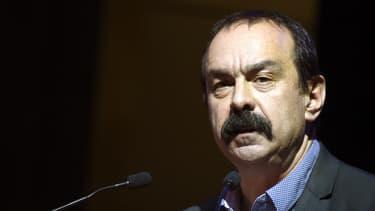 Philippe Martinez, numéro un de la CGT, a défendu lundi sur France Inter la communication de sa centrale au sujet de perquisitions chez Renault, critiquée par ses collègues de FO et CFDT et qui avait entraîné jeudi la chute du titre du constructeur automobile en Bourse - Lundi 18 janvier