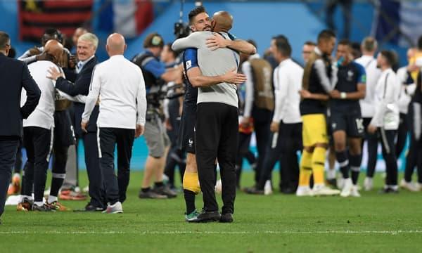 Giroud et Henry
