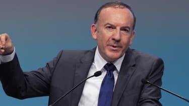 Pierre Gattaz continue de se battre contre l'instauration du compte pénibilité.