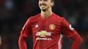 Ce n'est pas une blessure aux ligaments du genou qui arrêtera Zlatan.